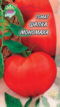 """Томат Шапка Мономаха ТМ """"Примула"""""""
