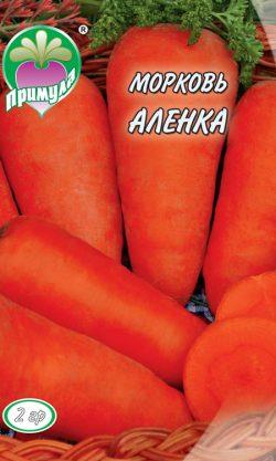 "Морковь Аленка ТМ ""Примула"""